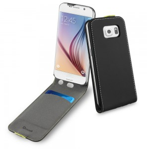 MUVIT SAMSUNG GALAXY S6 SLIM CASE BLACK