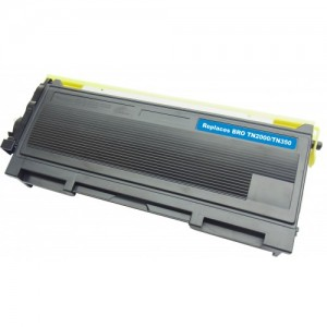 BROTHER TN-2000 BLACK SECONDLIFE TONER