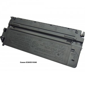 CANON E30 BLACK SECONDLIFE TONER