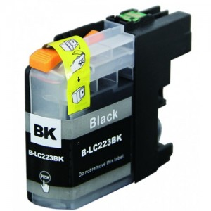 BROTHER LC223 BLACK SECONDLIFE CARTRIDGE