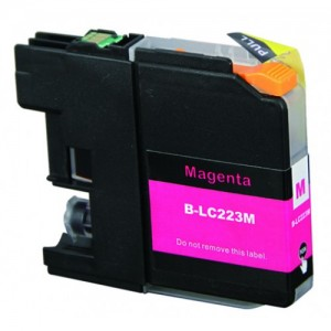 BROTHER LC223 MAGENTA SECONDLIFE CARTRIDGE
