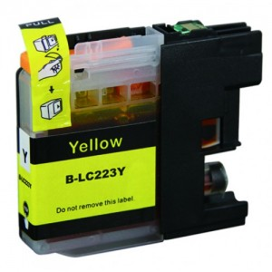 BROTHER LC223 YELLOW SECONDLIFE CARTRIDGE