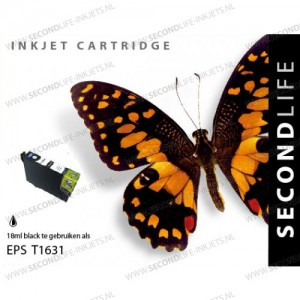 EPSON T1631/32/33/34 SECONDLIFE CARTRIDGES