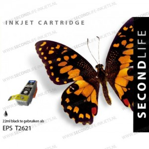 EPSON T2621/32/33/34/35 SECONDLIFE CARTRIDGES